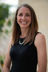 JLT Director of Sustainer Relations Haley DaVee
